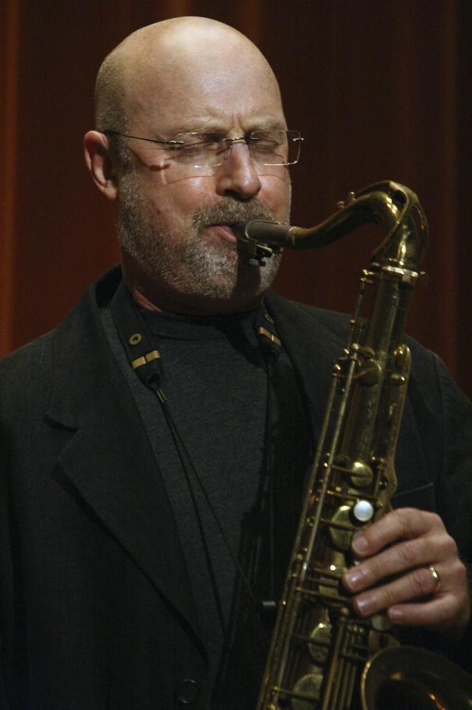 Gary Keller tenor sax